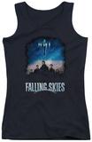Juniors Tank Top: Falling Skies - Main Players Tank Top