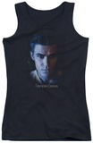 Juniors Tank Top: Vampire Diaries - Stefan Tank Top