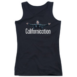 Juniors Tank Top: Californication - Outstretched Womens Tank Tops