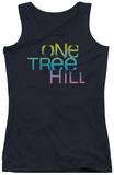 Juniors Tank Top: One Tree Hill - Color Blend Logo Tank Top