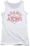 Juniors Tank Top: Revenge Of The Nerds - Adams Atoms Tank Top