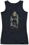 Juniors Tank Top: Sucker Punch - Babydoll Poster Tank Top