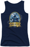 Juniors Tank Top: Polar Express - True Believer Tank Top