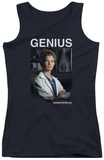 Juniors Tank Top: Doogie Howser - Genius Tank Top