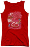 Juniors Tank Top: Strawberry Shortcake - Jammin Tank Top