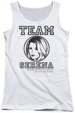Juniors Tank Top: Gossip Girl - Team Serena Tank Top