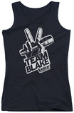 Juniors Tank Top: The Voice - Blake Logo Tank Top