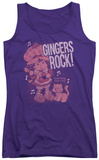 Juniors Tank Top: Strawberry Shortcake - Gingers Rock Tank Top