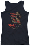 Juniors Tank Top: 300 - Dine In Hell Tank Top