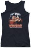 Juniors Tank Top: Vampirella - Bloodbath Tank Top