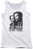 Juniors Tank Top: X Files - Truth Tank Top