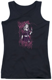 Juniors Tank Top: Sucker Punch - Babydoll Tank Top
