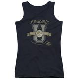 Juniors Tank Top: Jurassic Park - Jurassic U Tank Top