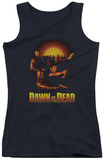 Juniors Tank Top: Dawn Of The Dead - Dawn Collage Tank Top