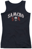 Juniors Tank Top: Sons Of Anarchy - Samcro Forever Tank Top