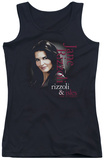 Juniors Tank Top: Rizzoli & Isles - Jane Rizzoli Tank Top