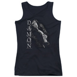 Juniors Tank Top: Vampire Diaries - Besides Me Tank Top