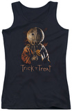 Juniors Tank Top: Trick R Treat - Sucker Tank Top