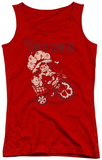 Juniors Tank Top: Strawberry Shortcake - Wild Child Tank Top