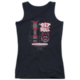 Juniors Tank Top: Back To The Future II - Pit Bull Tank Top