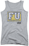 Juniors Tank Top: Animal House - Faber University Tank Top