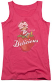 Juniors Tank Top: Strawberry Shortcake - Delicious Tank Top
