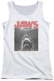 Juniors Tank Top: Jaws - Classic Fear Tank Top