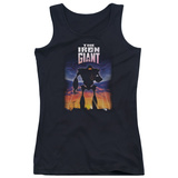 Juniors Tank Top: Iron Giant - Poster Tank Top