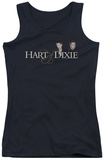 Juniors Tank Top: Hart Of Dixie - Logo Tank Top