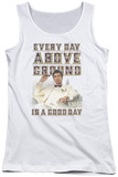 Juniors Tank Top: Scarface - Above Ground Womens Tank Tops