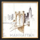 Brooklyn Bridge Posters by Avery Tillmon