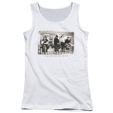 Juniors Tank Top: Breakfast Club - Mugs Tank Top
