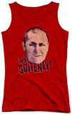 Juniors Tank Top: Three Stooges - Why Soitenly Tank Top