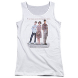Juniors Tank Top: Sixteen Candles - Poster Tank Top