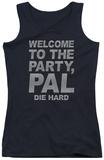Juniors Tank Top: Die Hard - Party Pal Tank Top