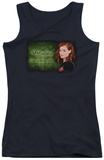 Juniors Tank Top: Suburgatory - In Grass Tank Top