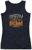 Juniors Tank Top: Tenacious D - Metal Tank Top