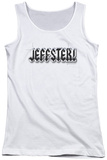 Juniors Tank Top: Chuck - Jeffster Tank Top