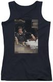 Juniors Tank Top: Scarface - Sit Back Womens Tank Tops