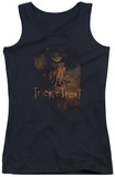 Juniors Tank Top: Trick R Treat - Movie Poster Tank Top