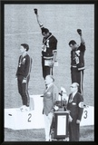 Black Power, Mexico City Olympics 1968 Poster