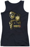 Juniors Tank Top: Hellboy II - Ungodly Creatures Tank Top
