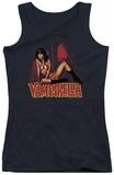 Juniors Tank Top: Vampirella - In A Dark Room Tank Top