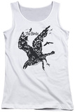 Juniors Tank Top: Birds - Title Tank Top