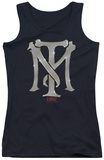 Juniors Tank Top: Scarface - Tm Bling Tank Top