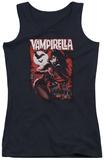 Juniors Tank Top: Vampirella - Taking The Town Tank Top