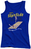 Juniors Tank Top: Whamo - Slip N Slide Ad Tank Top