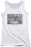 Juniors Tank Top: Sixteen Candles - Dreamers Tank Top