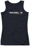 Juniors Tank Top: Bachelor - Logo Tank Top