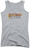 Juniors Tank Top: Fast Times Ridgemont High - Distressed Logo Tank Top